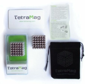 Packaging Tetramag (neocube) complet.